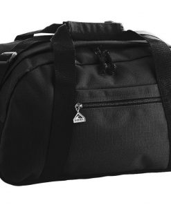 Augusta Sportswear Large Ripstop Duffle Bag SKU: 1703 Black